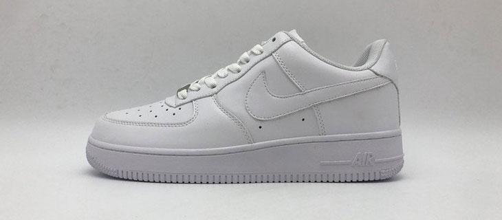 NIKE air force 1 空军一号 315122 111 全白 男女鞋